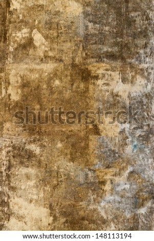 Texture of old grunge paper