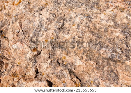 Texture of old stone. Background.