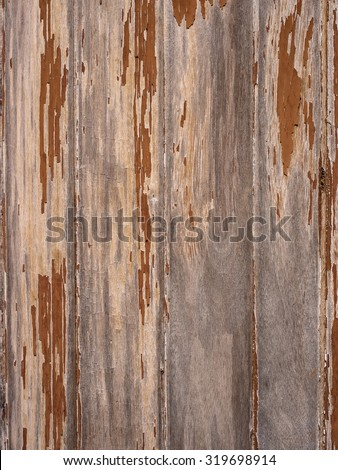 Texture of old wood background close up. - stock photo