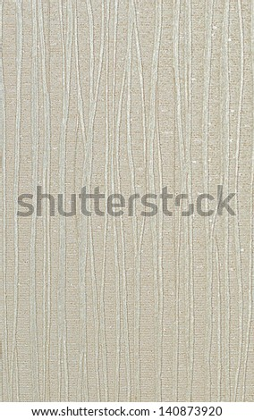 Texture of paper with the fibres of bamboo - stock photo