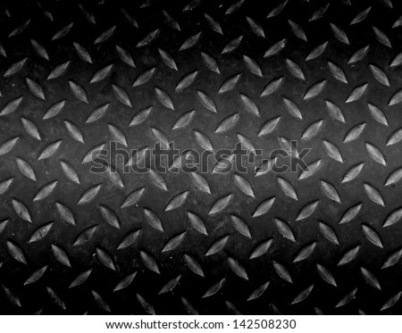 Texture of real metal. - stock photo