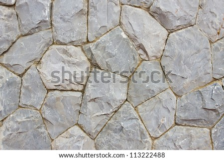 Texture of rock wall for background