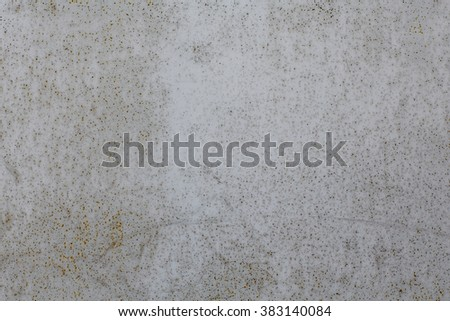 Texture of rusty metal - stock photo