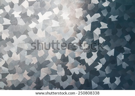 Texture of soft glass , frosted glass background - stock photo