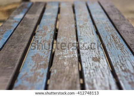 Texture of table