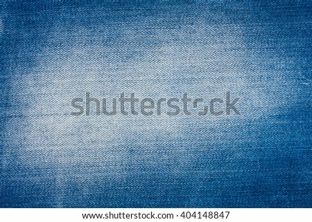 Texture of the classic denim, as background