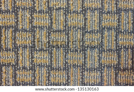 texture of the cloth carpet for background