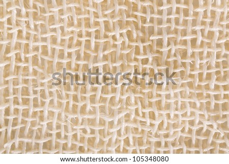 texture of the fabric of the grid - stock photo
