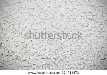 Texture of the old paint; for the background