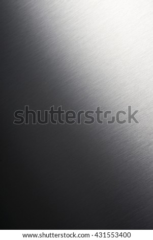 texture of the stainless steel