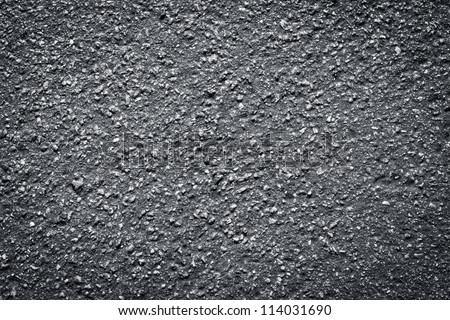 texture of wet asphalt road