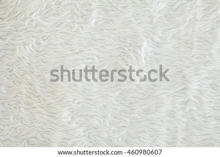 white fur rug wallpaper. texture of white fur carpet rug wallpaper