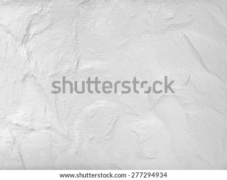 texture of white stone background - stock photo