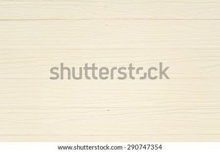 Texture of white wood background - stock photo