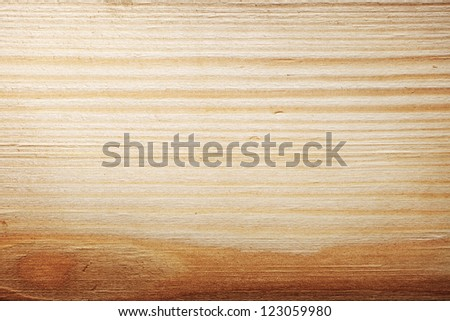 Texture of wood background. Close up top view - stock photo