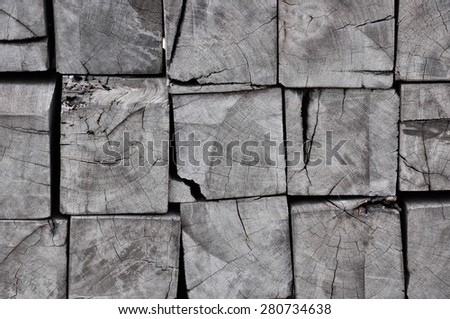 Texture of wood use as background
