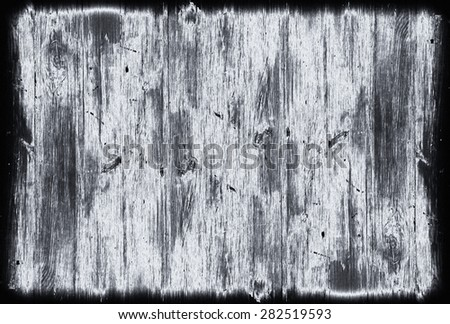 texture of wooden board with deep pattern