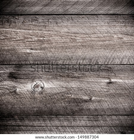 Texture of Wooden Table - stock photo