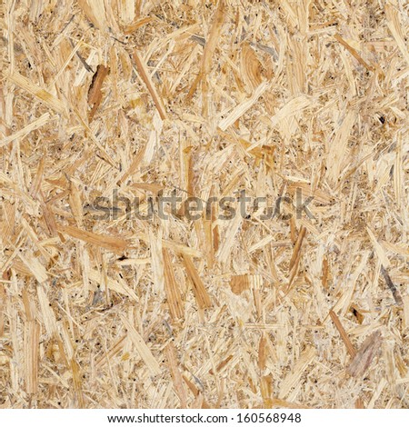 texture or background pressed sawdust - stock photo
