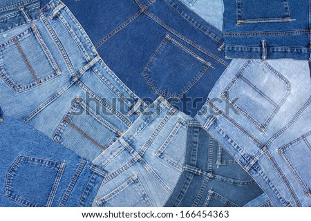 texture photo jeans close up