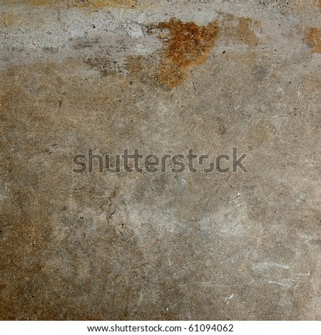 Texture, rust - stock photo