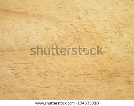 texture. the old chopping board close up - stock photo
