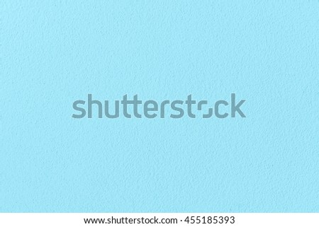 Texture Wall Light Blue Painted Concrete Stock Photo Royalty Free