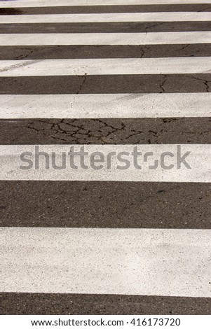 texture walls and worn roads by time - stock photo