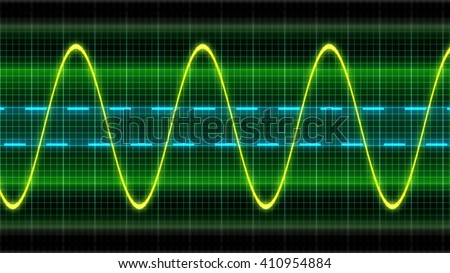 Texture wave oscilloscope
