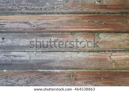 Texture, wooden old planks