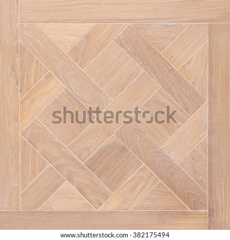 Texture - wooden parquet, pattern, weave. Light beige color