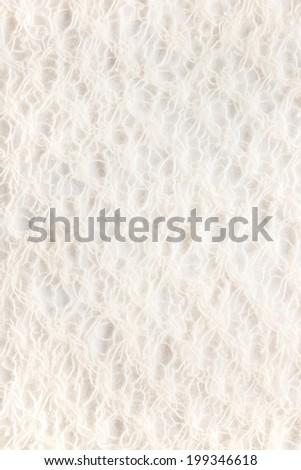 texture wool knitted cloth handmade as a  background, closeup - stock photo