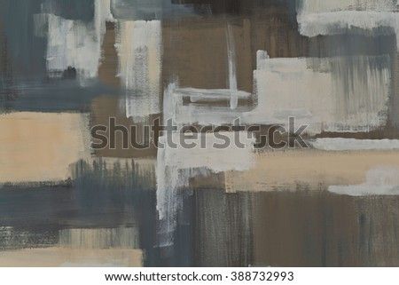 Textured Abstract Paint