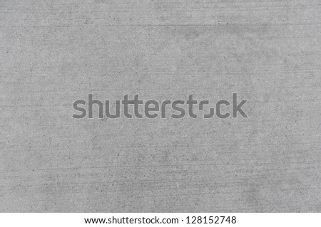 Textured and gray concrete wall background - stock photo