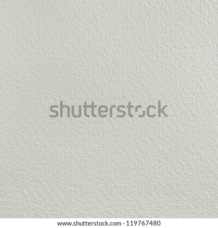 Textured aquarelle paper, natural texture background, vertical beige copy space - stock photo
