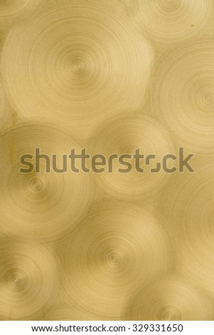 Textured background of concentric circles.