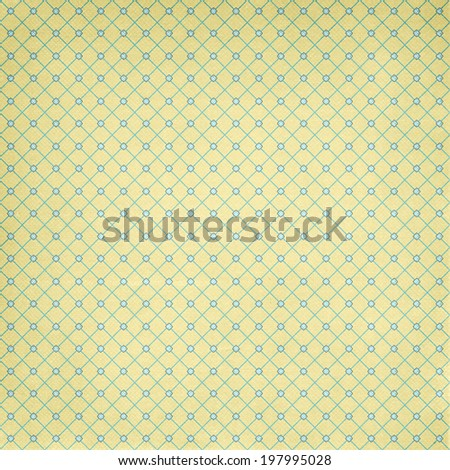 textured background with pattern in green and yellow colors - stock photo
