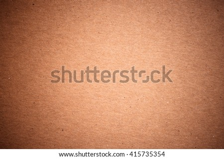 textured carton paper board sheet. For mock ups, and crafts. - stock photo