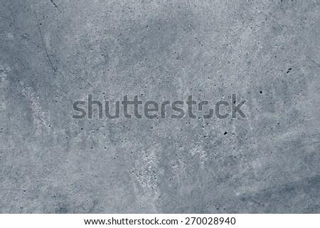 Textured concrete wall closeup - stock photo