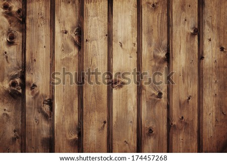 textured wooden background - stock photo