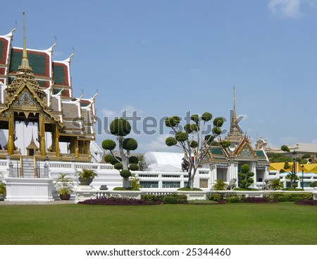 thai cult buildings