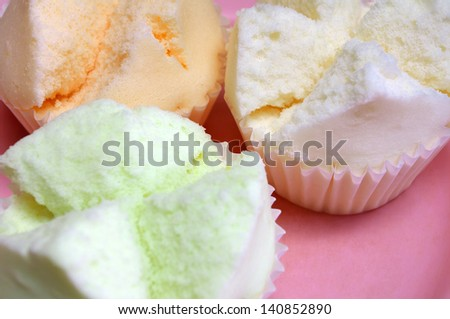 thai dessert - stock photo
