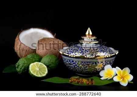 thai food faver - stock photo