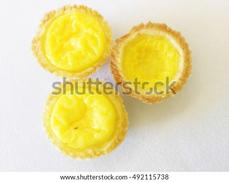 Thai sweetmeat made of egg yolk sugar and wheat flour.