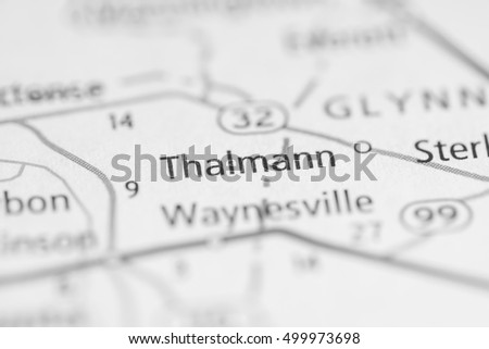 Thalmann. Georgia. USA