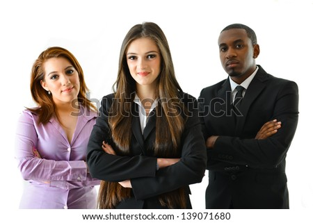 The A Team - stock photo
