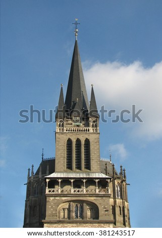 The Aachen Cathedral, Germany
