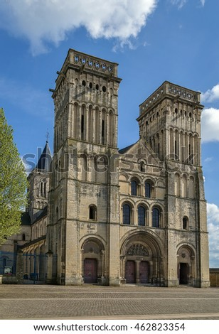 The Abbey of Sainte-Trinite (the Holy Trinity) is a former monastery of women in Caen, Normandy, France.  Abbey Church