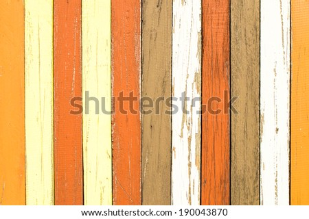 The abstract background of the wood texture