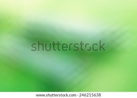the abstract of green color tone illustration for background